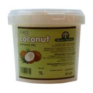 Kokosový olej smažení
