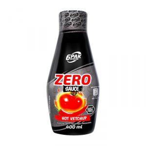 VÝPRODEJSLEVA 10%Sauce Zero – hot ketchup